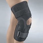 photo of a knee support wrap